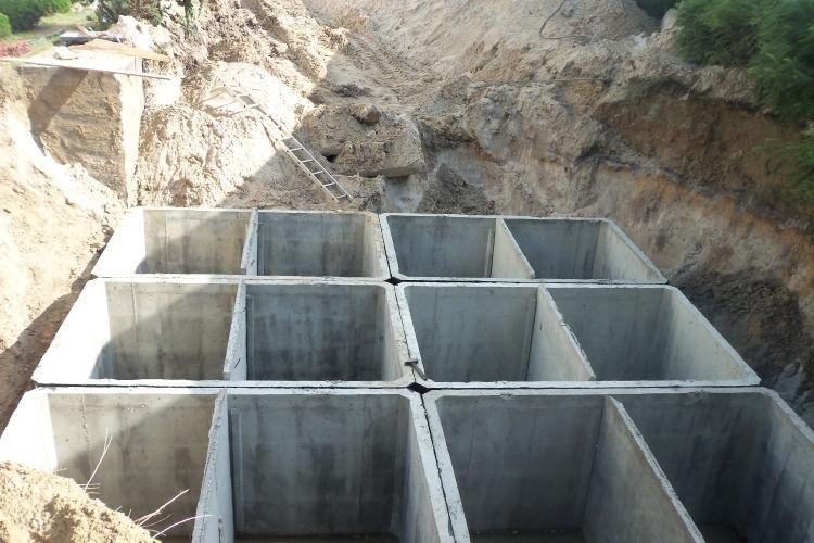 Szamba betonowe - łódzkie